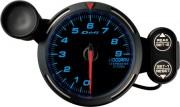 blue tachometer 9000RPM