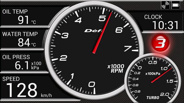 Defiアプリ MeterC