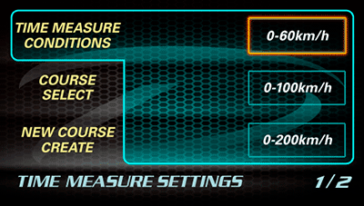 DSDF time measure condition