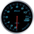 ADVANCE BF 排気温度計 ブルー