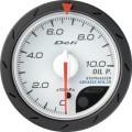 ADVANCE CR oil press white dial 52mm