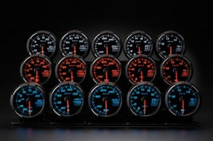 Racer Gauge 52 ON
