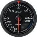 ADVANCE CR Turbo Black dial 200kPa 60mm