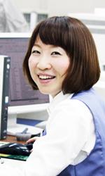 日本精機 品質保証本部 第1品質保証部 品質管理3 竹田葵