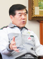 日本精機 社長 高田博俊