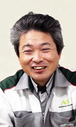 日本精機 製造本部 製造統括部 第1製造部 シニアマネジャー 大矢 豊