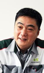 日本精機 執行役員 営業本部 営業統括部長 大崎 裕二