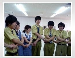 日本精機 新入社員研修 同期の絆