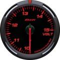レッド 電圧計