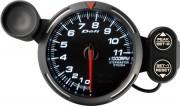 white tachometer 11000RPM