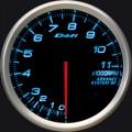 ADVANCE BF tachometer 80 blue 11000RPM