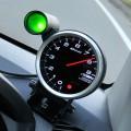 BFタコメーター80用インジケーター緑点灯