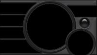 black transparent