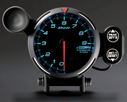 Bf Tachometer Summary Features Defi Exciting Products By Ns Japan