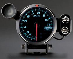 BF Tachometer 11000RPM blue