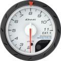 ADVANCE CR egt white dial 52mm