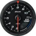ADVANCE CR egt black dial 60mm