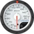 ADVANCE CR oil temp white dial 52mm