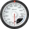 ADVANCE CR oil temp white dial 60mm