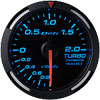 Racer Gauge blue