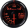 Racer Gauge red