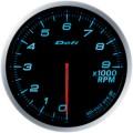 ADVANCE BF tachometer 60 blue