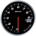 ADVANCE BF tachometer 60 white