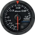 ADVANCE CR Turbo Black dial 120kPa 52mm
