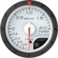 ADVANCE CR Turbo White dial 200kPa 52mm