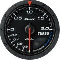ADVANCE CR Turbo Black dial 200kPa 60mm