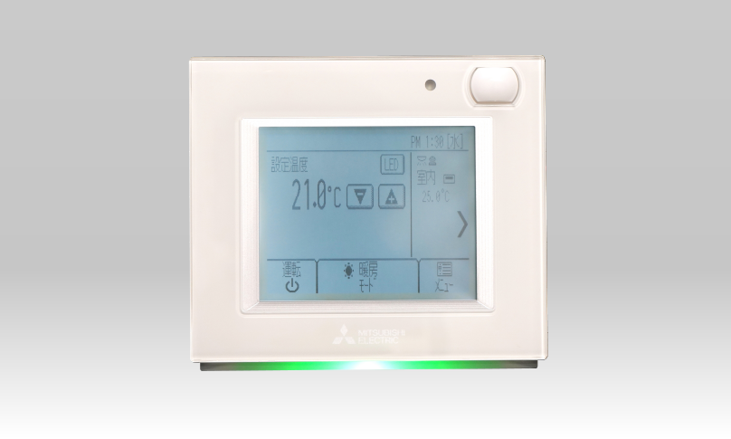 Remote Controller for Packaged Air Conditioners