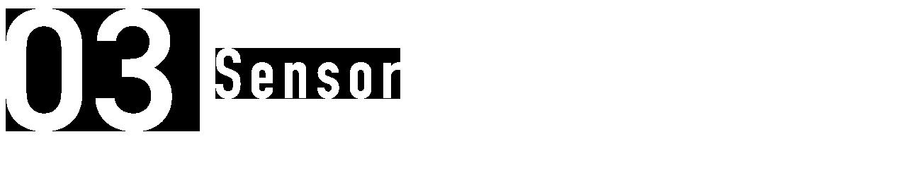 03.Sensor