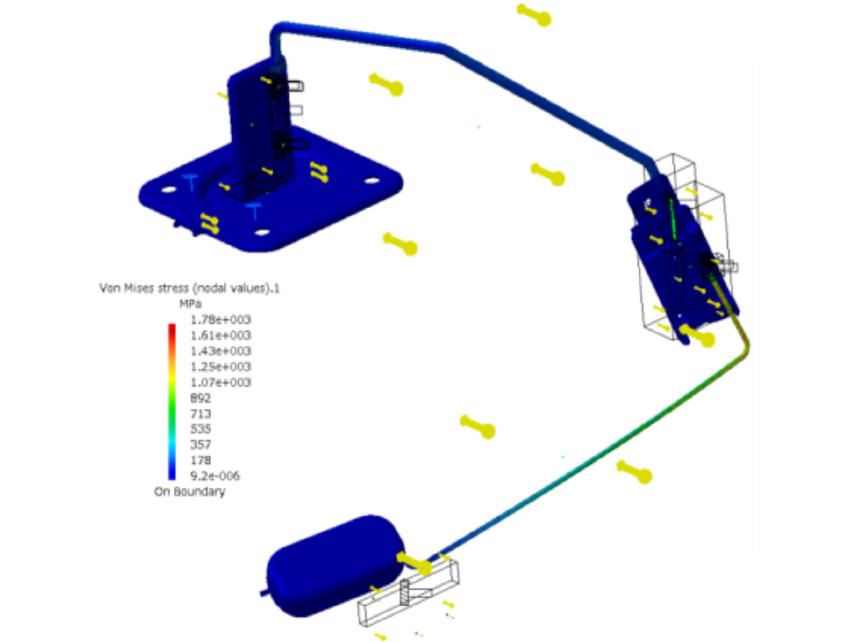 Highly reliable design utilizing simulation