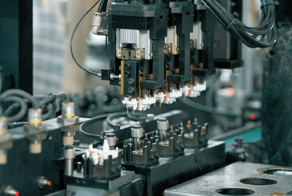 Movement manufacturing