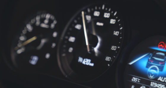 Instrument clusters for automobiles, automotive and machine instrument clusters